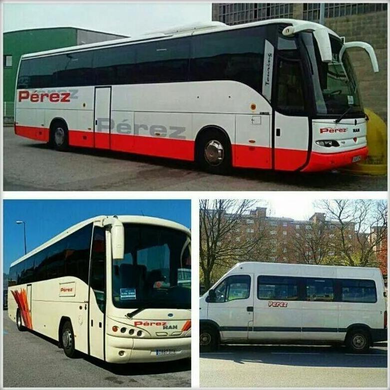 Autobuses y microbuses: Flota de Autos Pérez y Joglar, S.L.