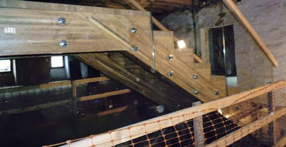 Foto 2 de Escaleras en Arrankudiaga | Escaleras Solatxi