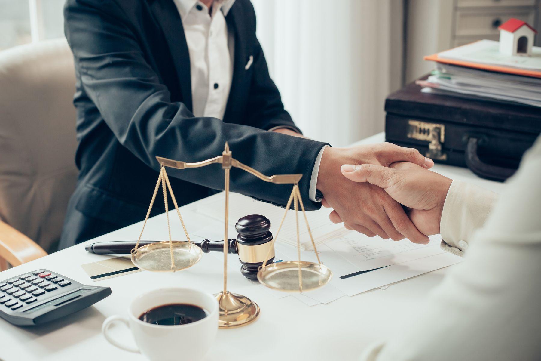 Bufete de abogados en Salamanca