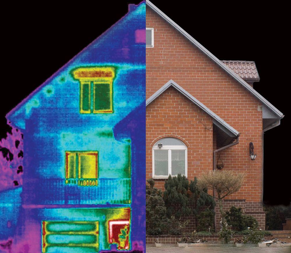Termografía infrarroja: Servicios de arqpericial