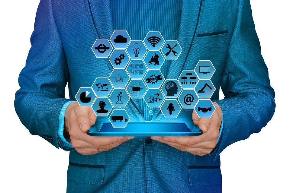 Soluciones por sector: Soluciones digitales de Plan Móvil