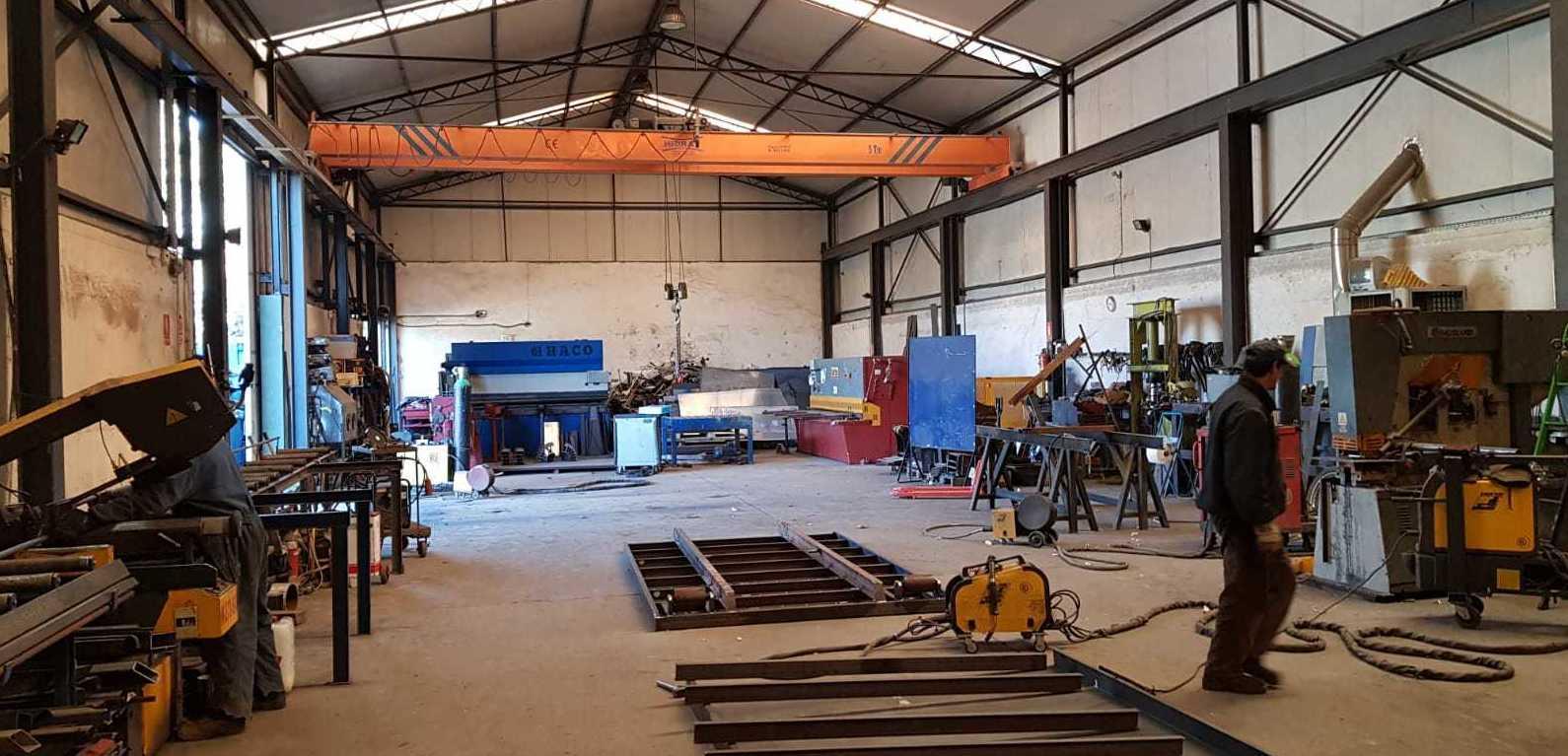 Foto 5 de Fabricación de contenedores en Valdeavero | Recuperaciones y Talleres Valdeavero
