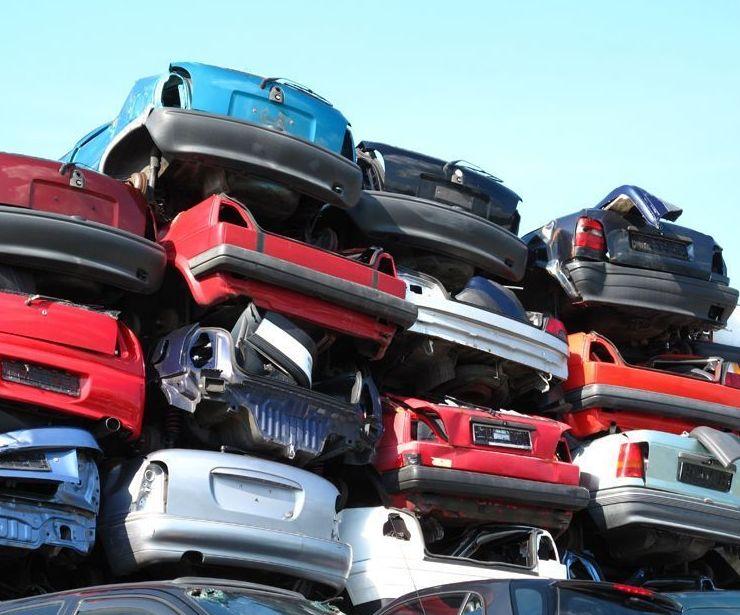 Venta de piezas de vehículos: Servicios de Recuperaciones y Talleres Valdeavero