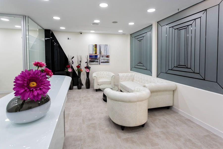 Clínica dental en Chamberí