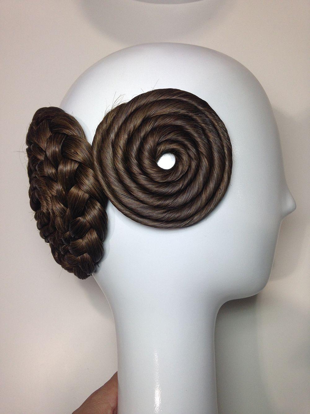 Moño y rodete pequeño: Productos de Art & Moño, Amanda Ascot