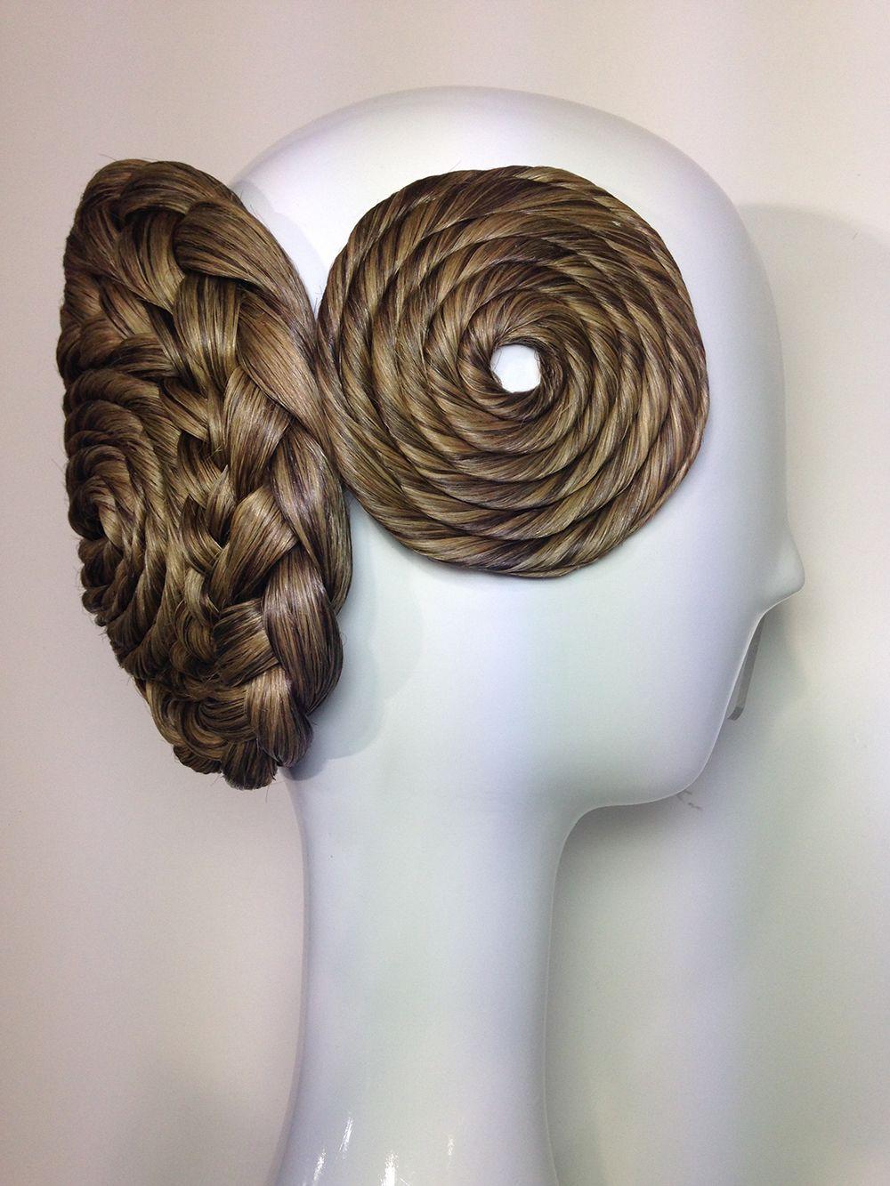 Moño y rodete grande con mechas: Productos de Art & Moño, Amanda Ascot