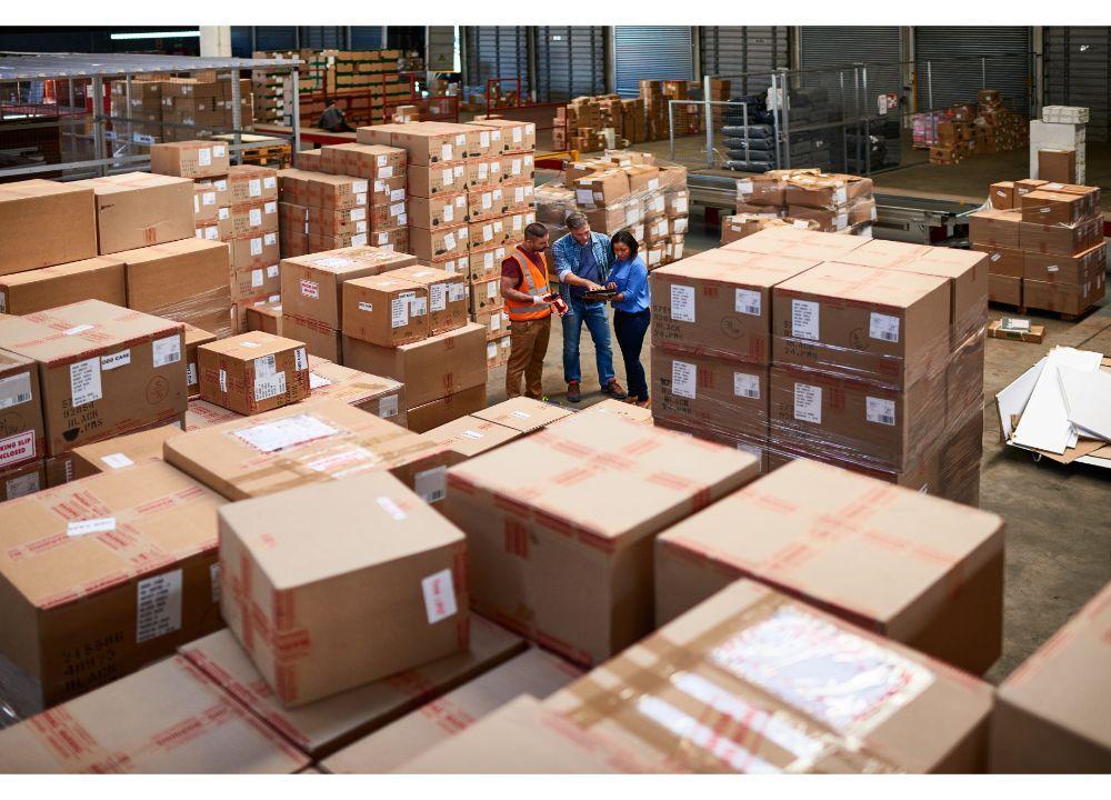 More than 5.000 metres of storage