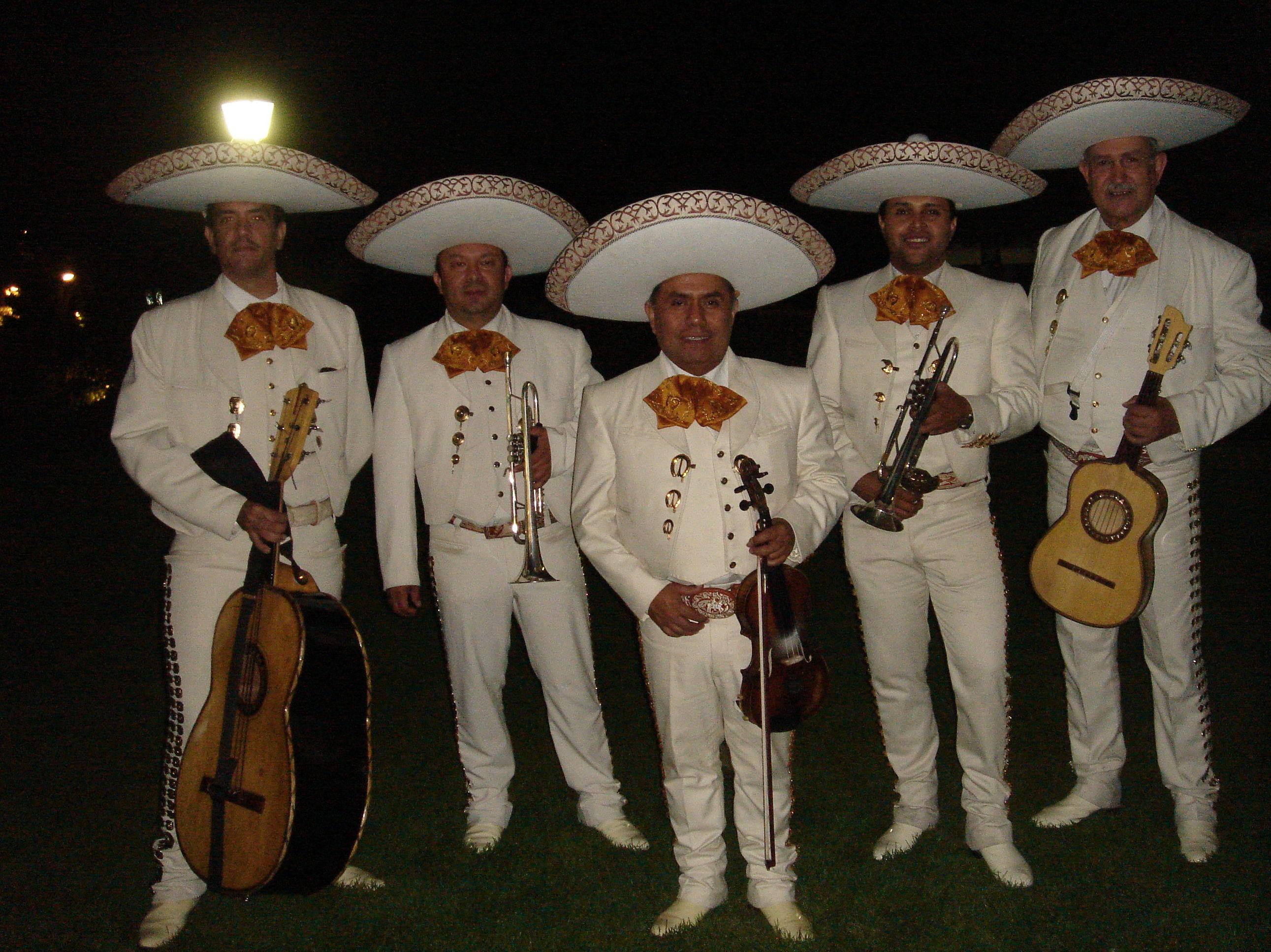 Mariachi Fiesta Ranchera en Madrid