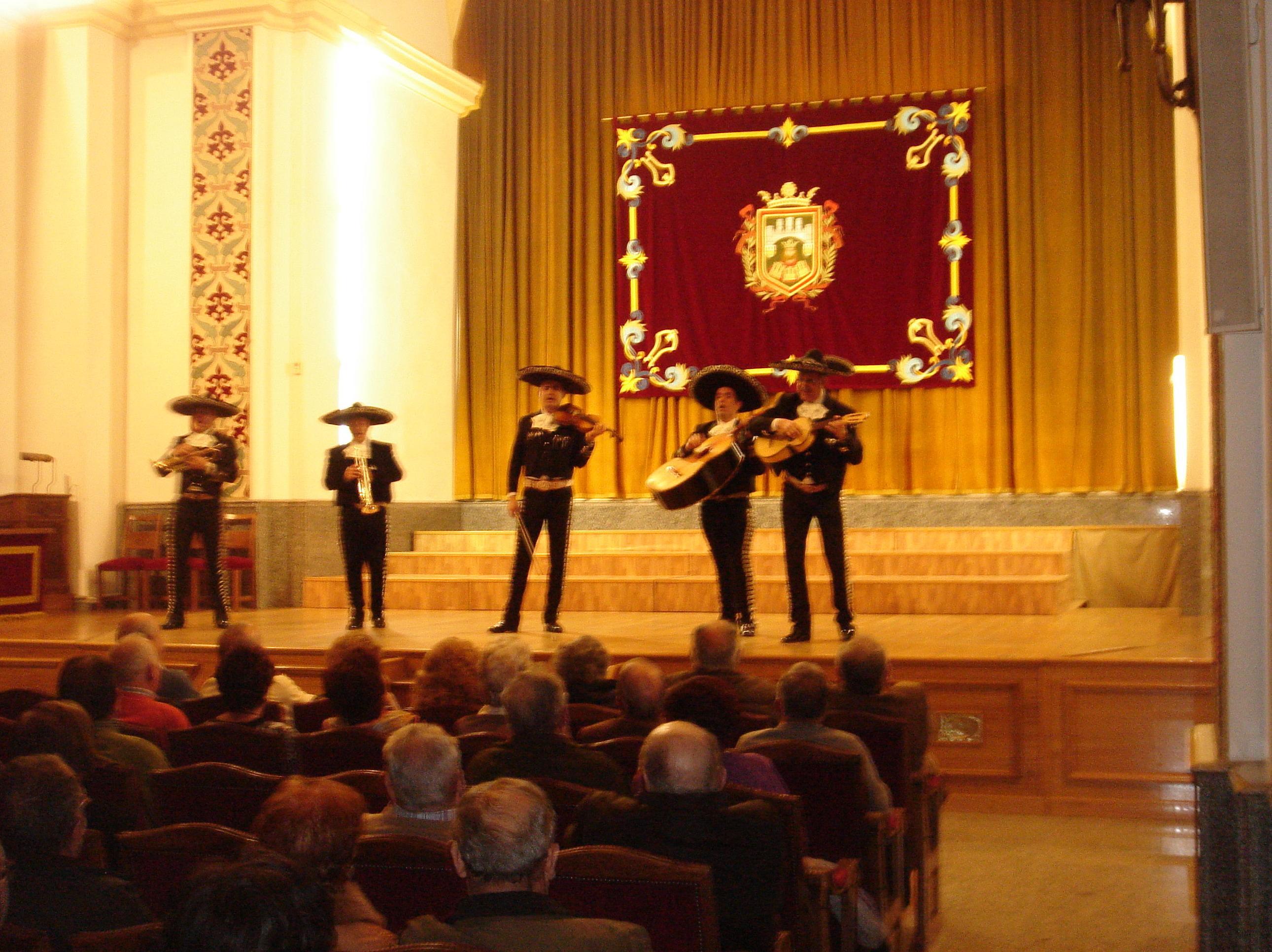 Mariachi Fiesta Ranchera