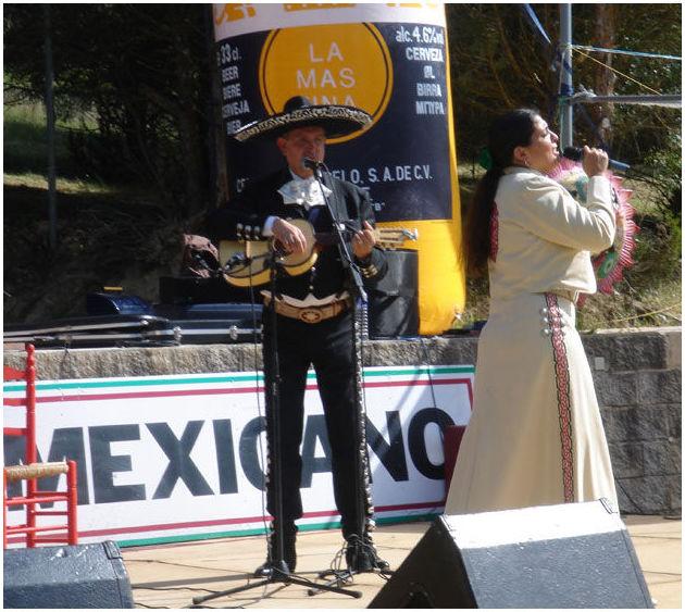 Contratación de mariachis en Madrid