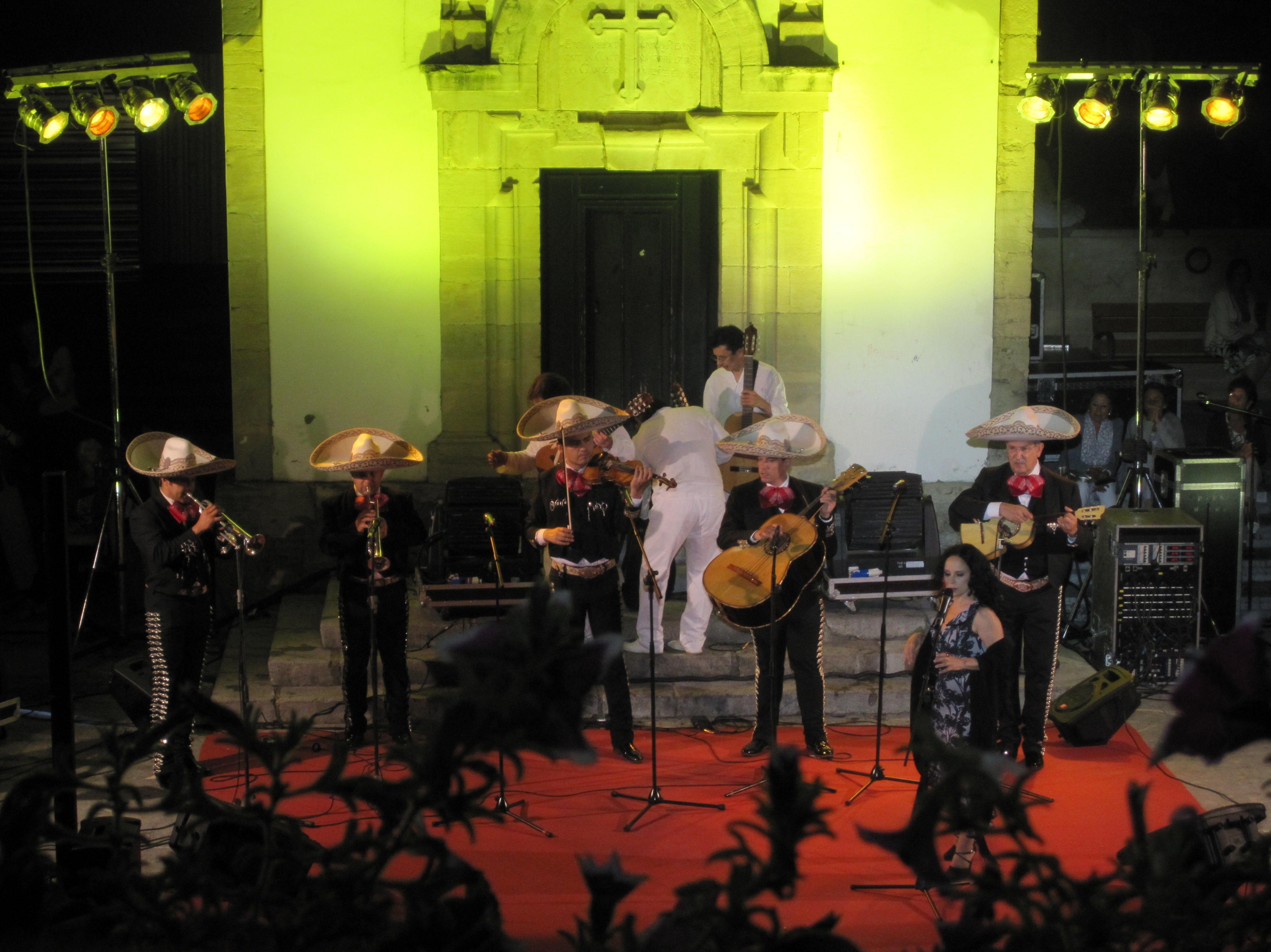 Fiesta Ranchera en Madrid