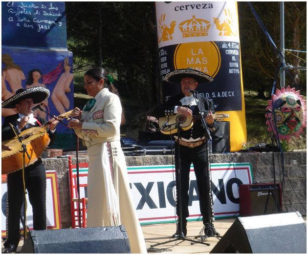 Mariachis en Madrid
