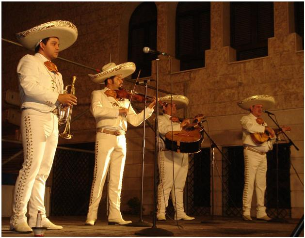 Repertorio Mariachi: Repertorio musical de Mariachi Fiesta Ranchera