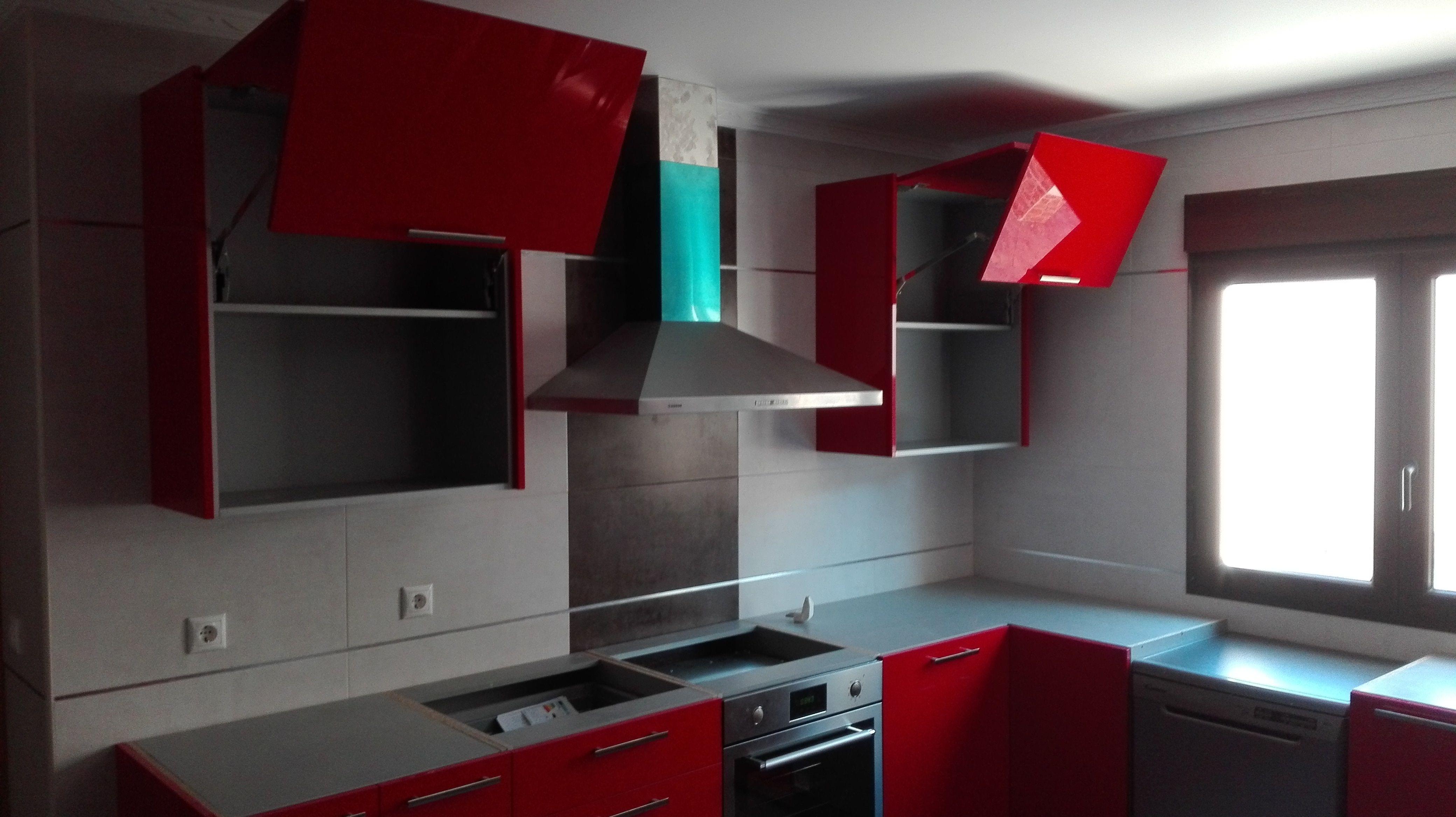 Muebles de cocina en Castilla La Mancha
