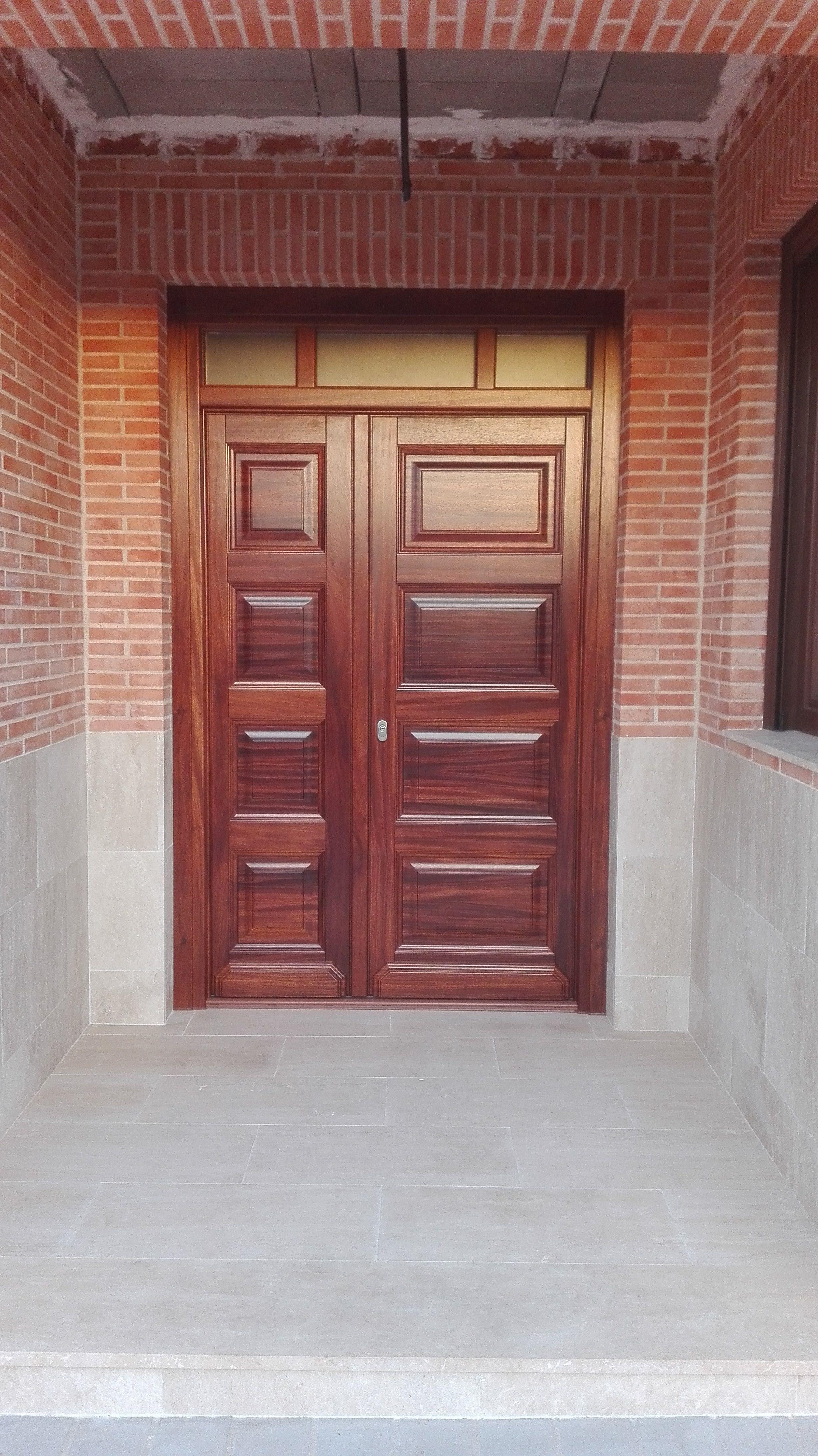 Puertas: Catálogo de Carpintería Tercero