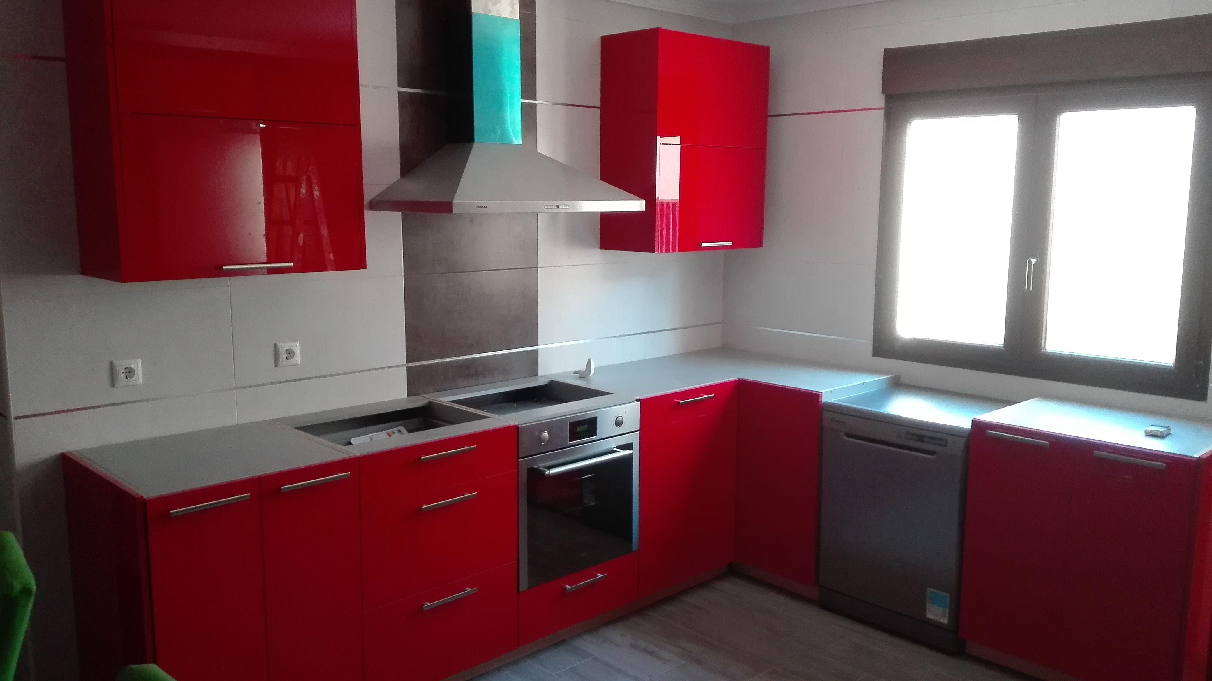 Muebles de cocina en Ciudad Real