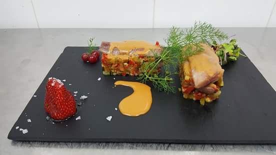 Restaurante cocina creativa en El Barco de Ávila
