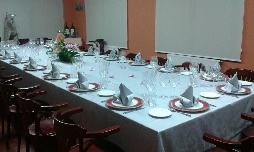 Menús para grupos en El Barco de Ávila