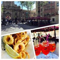 Restaurant daily menu Barceloneta Barcelona