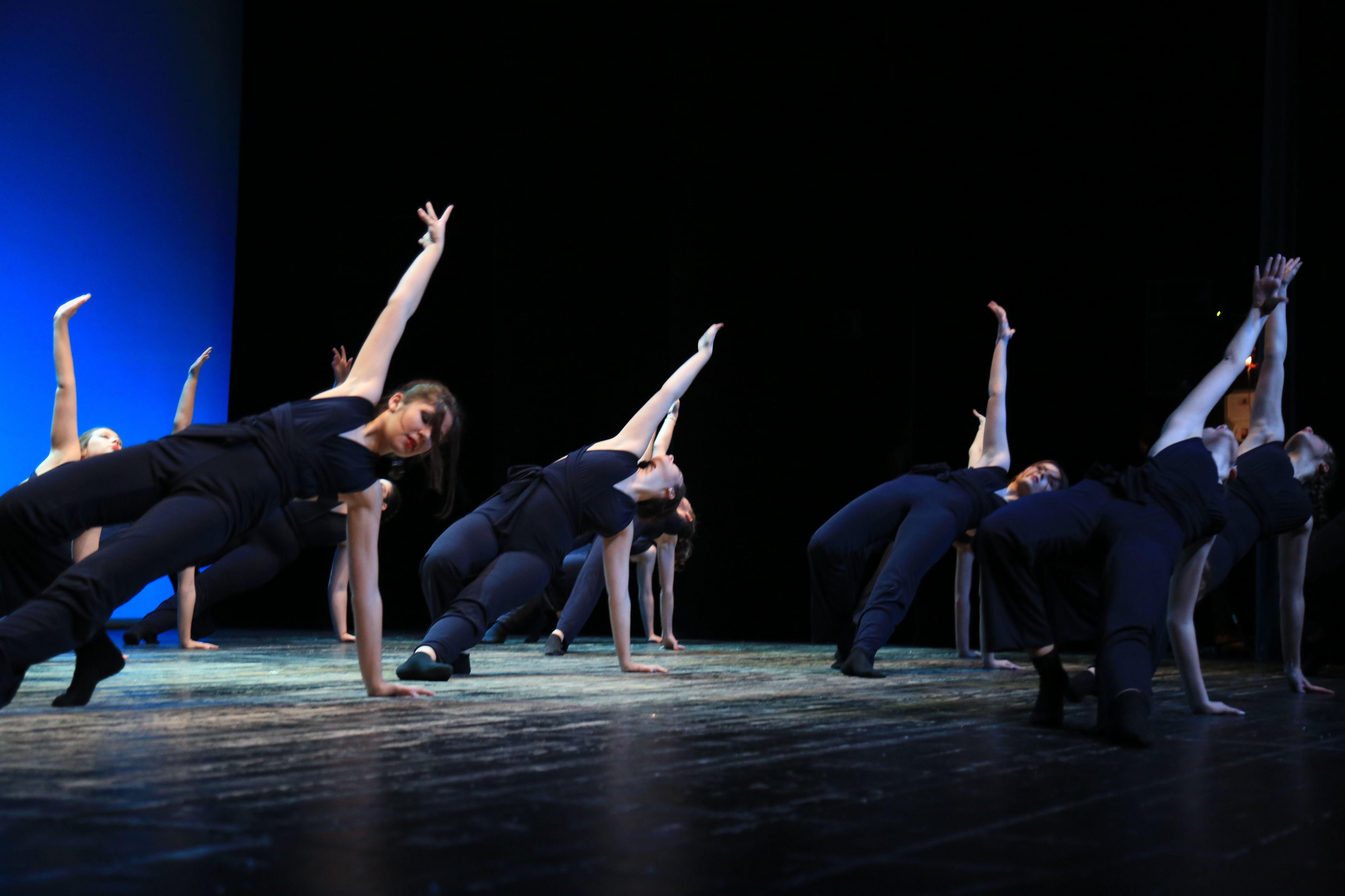 jazz, danza moderna, funky en leganés