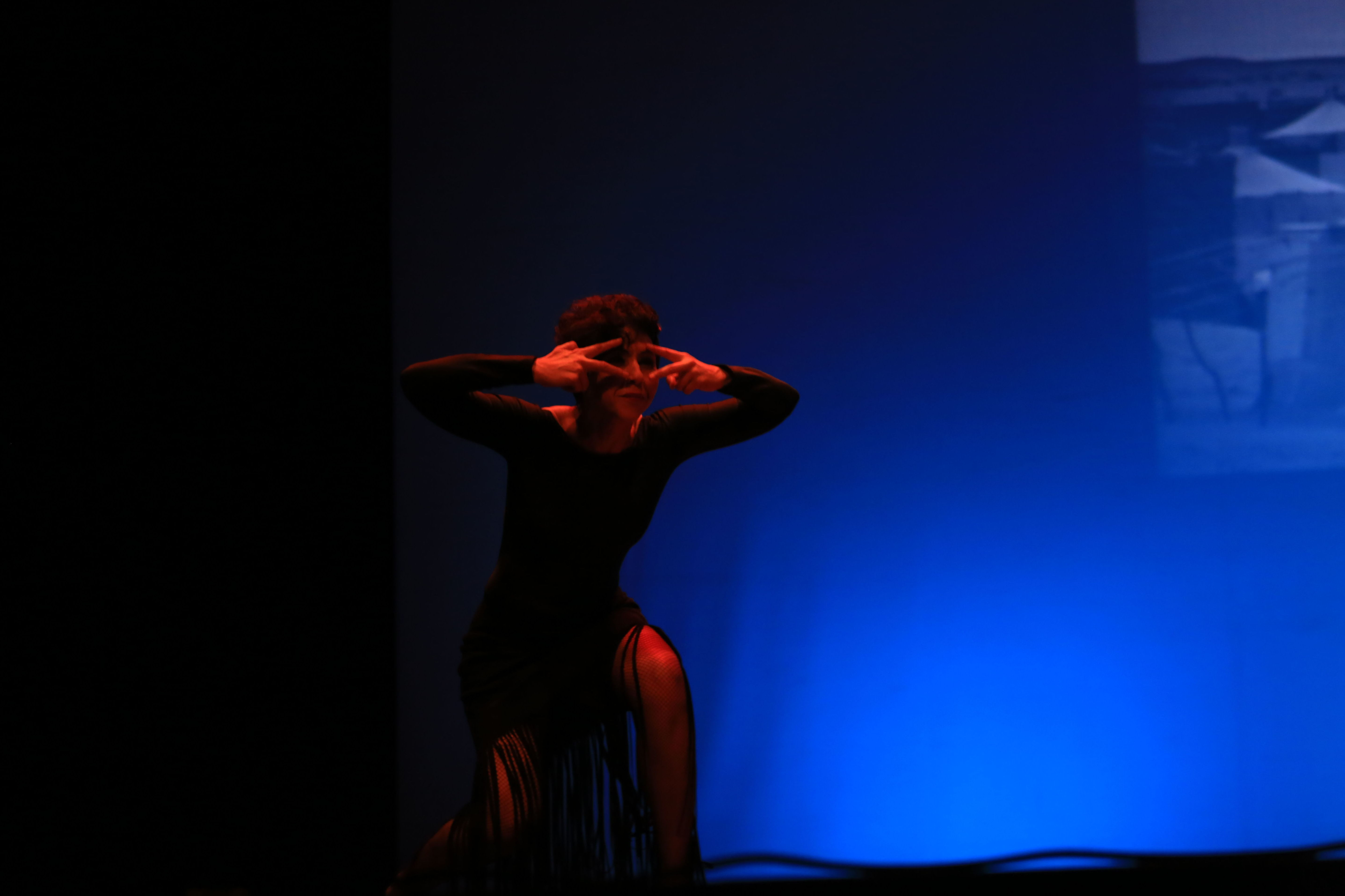 """OJOS QUE NO VEN"" Coreografía .Patricia Doménech"