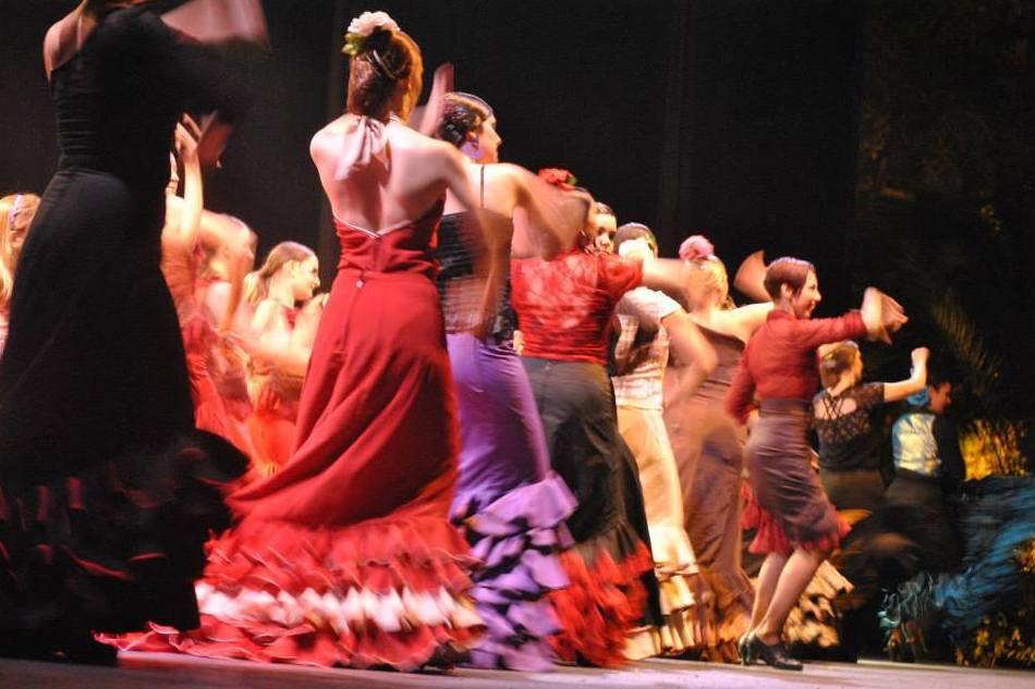 Clases de flamenco en leganés: CLASES de Escuela de danza Patricia Doménech