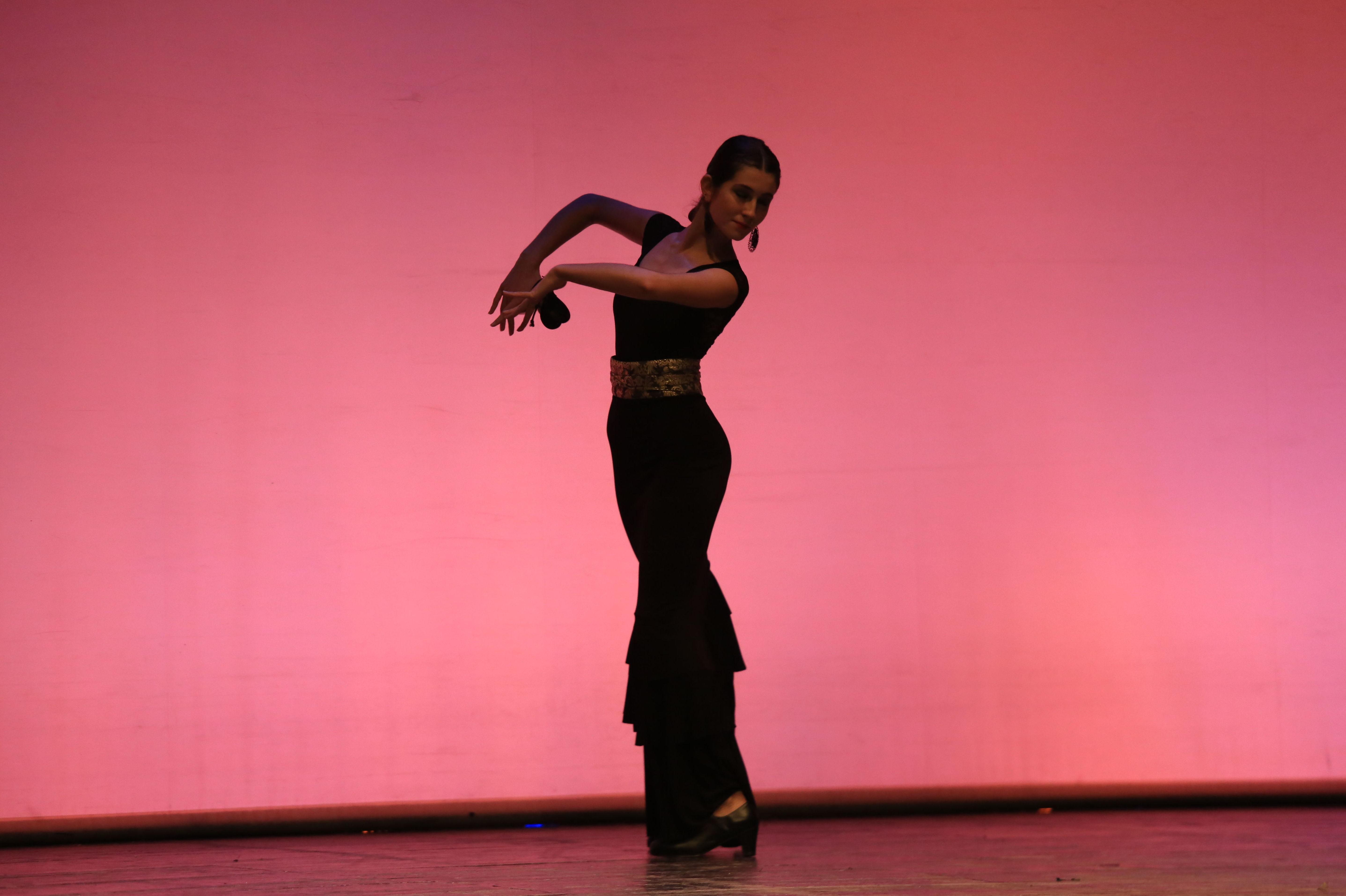 Danza Española. Preparación para examenes