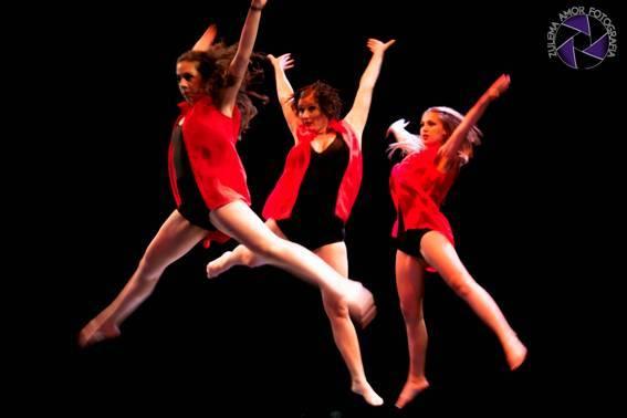 Danza Moderna y contemporáneo