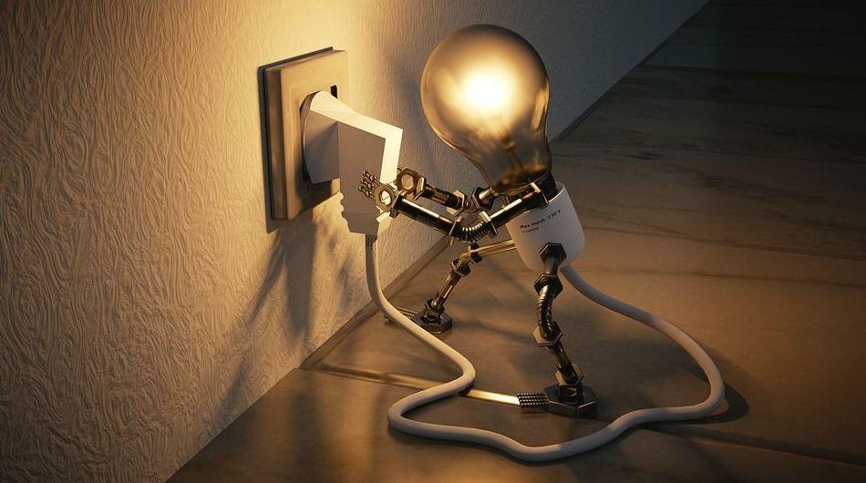 Ahorro en factura de la luz