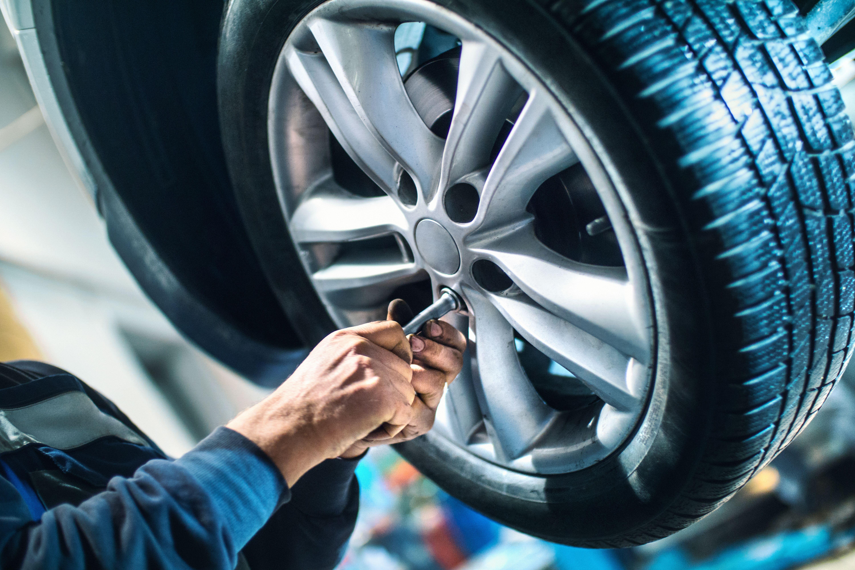 Cambio de neumáticos en Tenerife sur