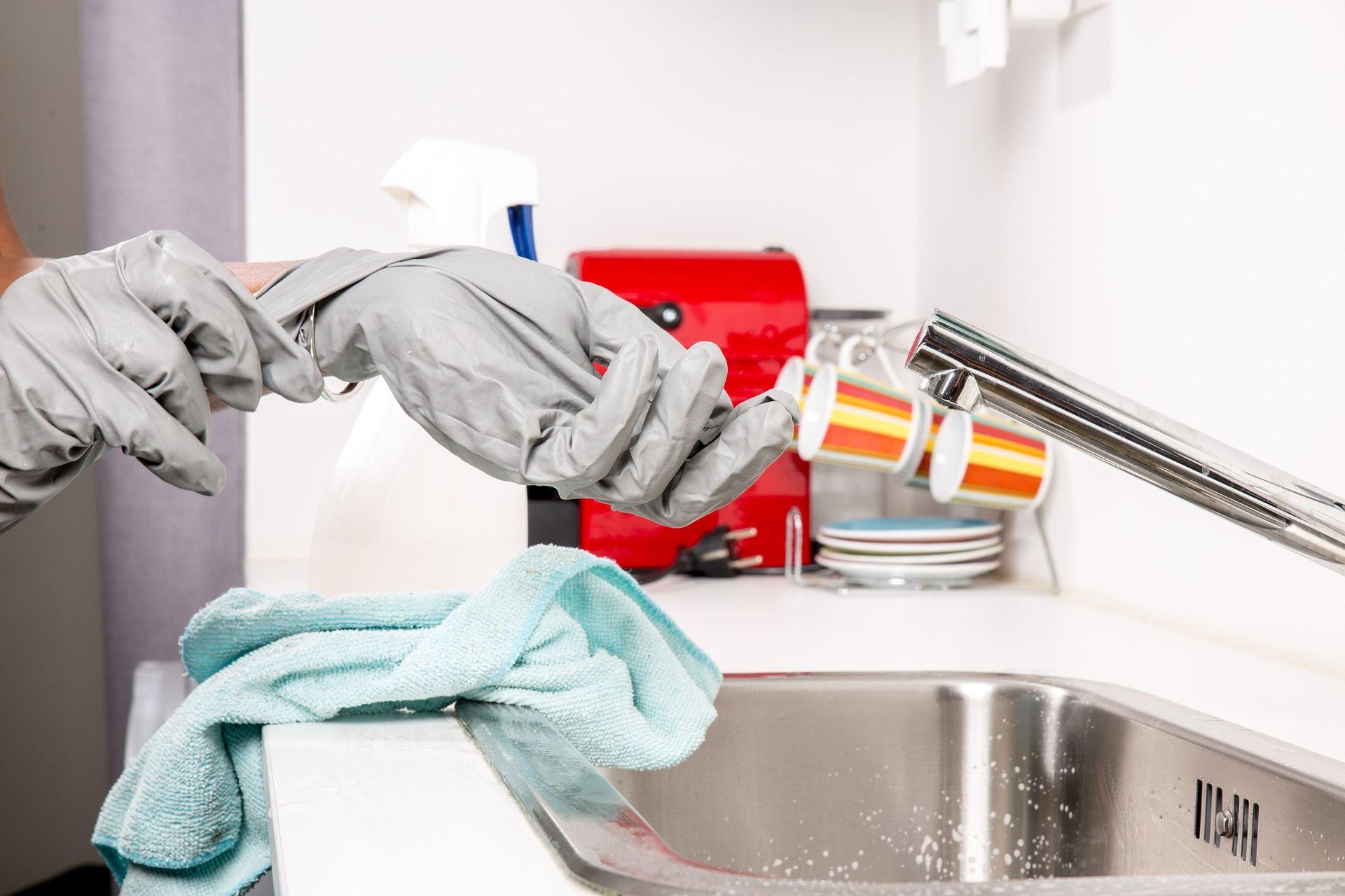 Limpieza: Servicios  de Sabater y Vidal