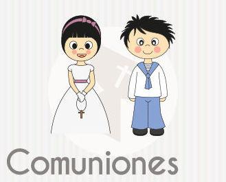 Menús de Comunión: Menús y Carta de Cafetería MAYRI