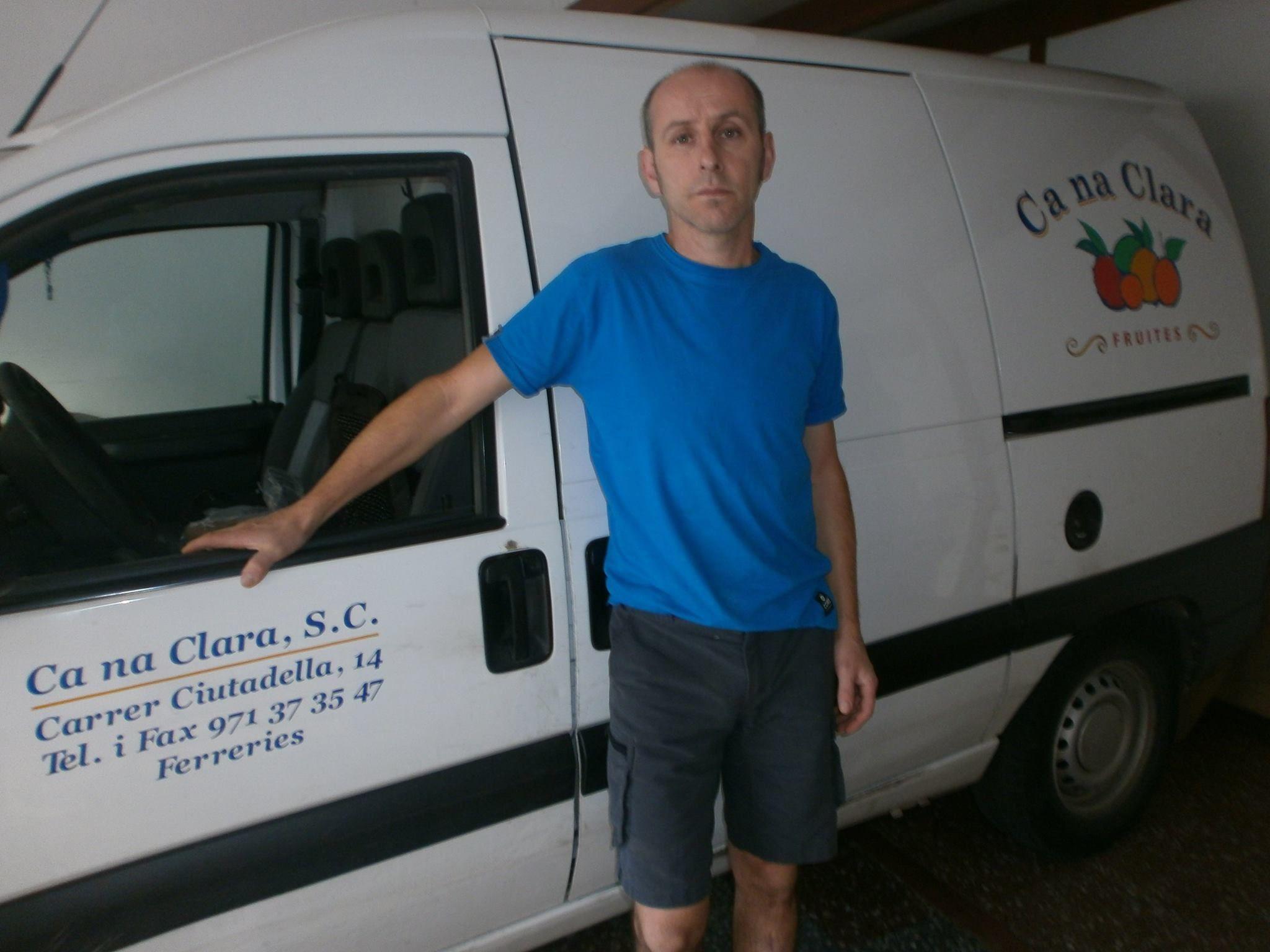 Servicio a domicilio sin coste: Catálogo de Frutería Cana Clara