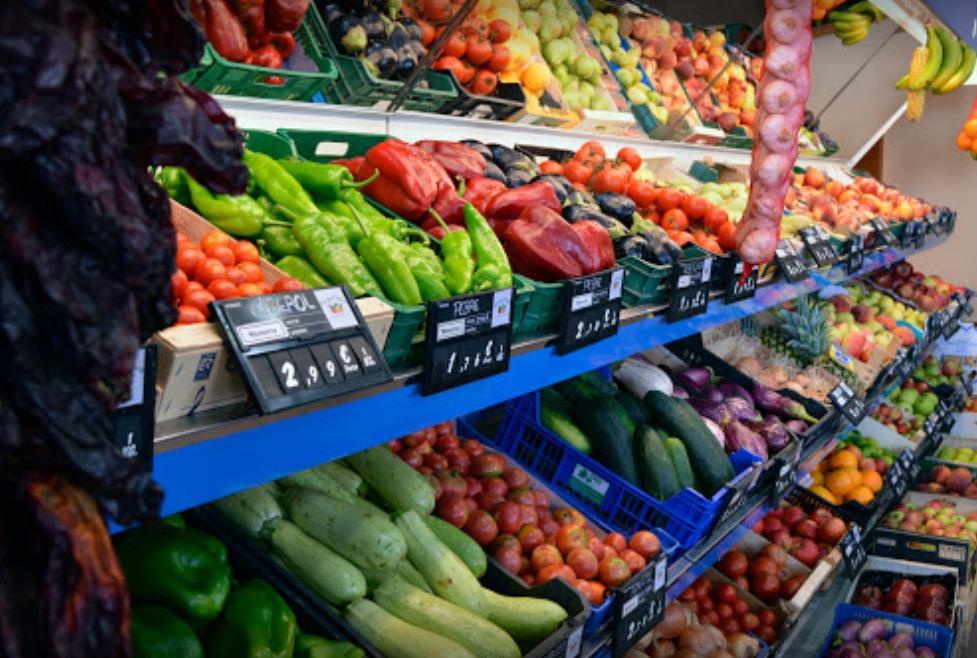 Frutería en Menorca. Productos km. 0