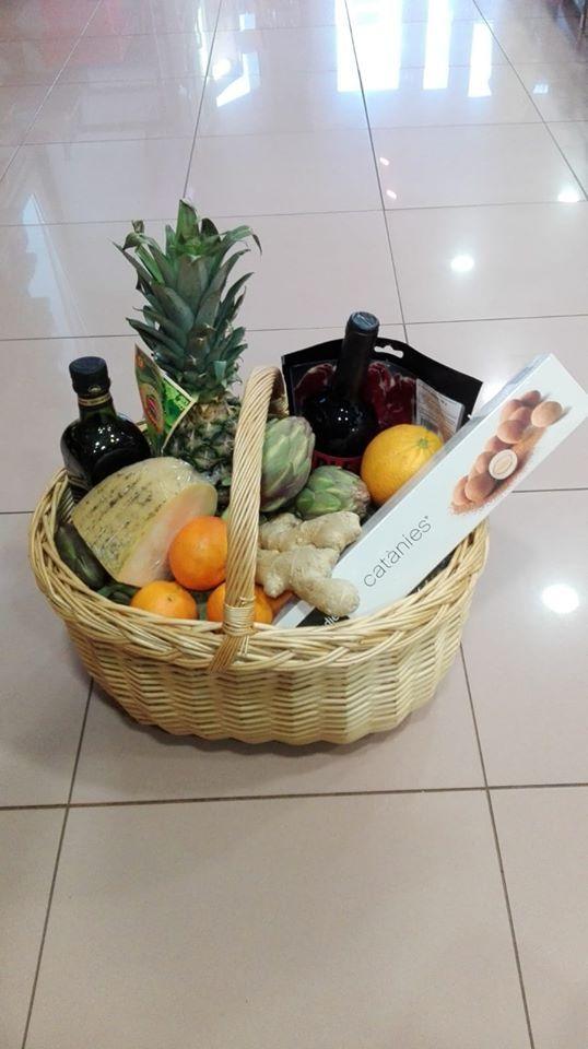 Productos delicatessem: Catálogo de Frutería Cana Clara