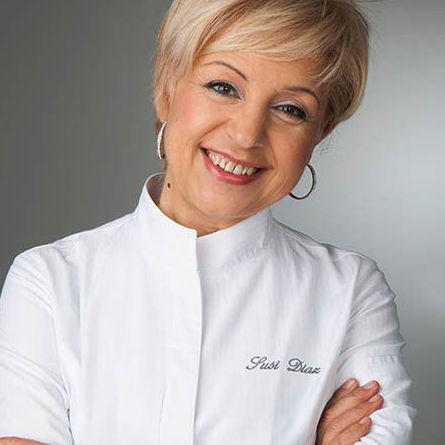 La chef estrella Michelín Susi Díaz valora la progresión de Tenerife como destino gastronómico de re