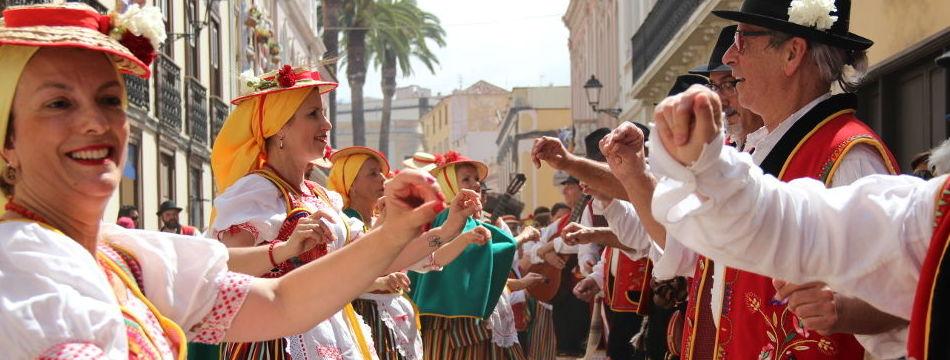 Fiestas patronales de La Orotava