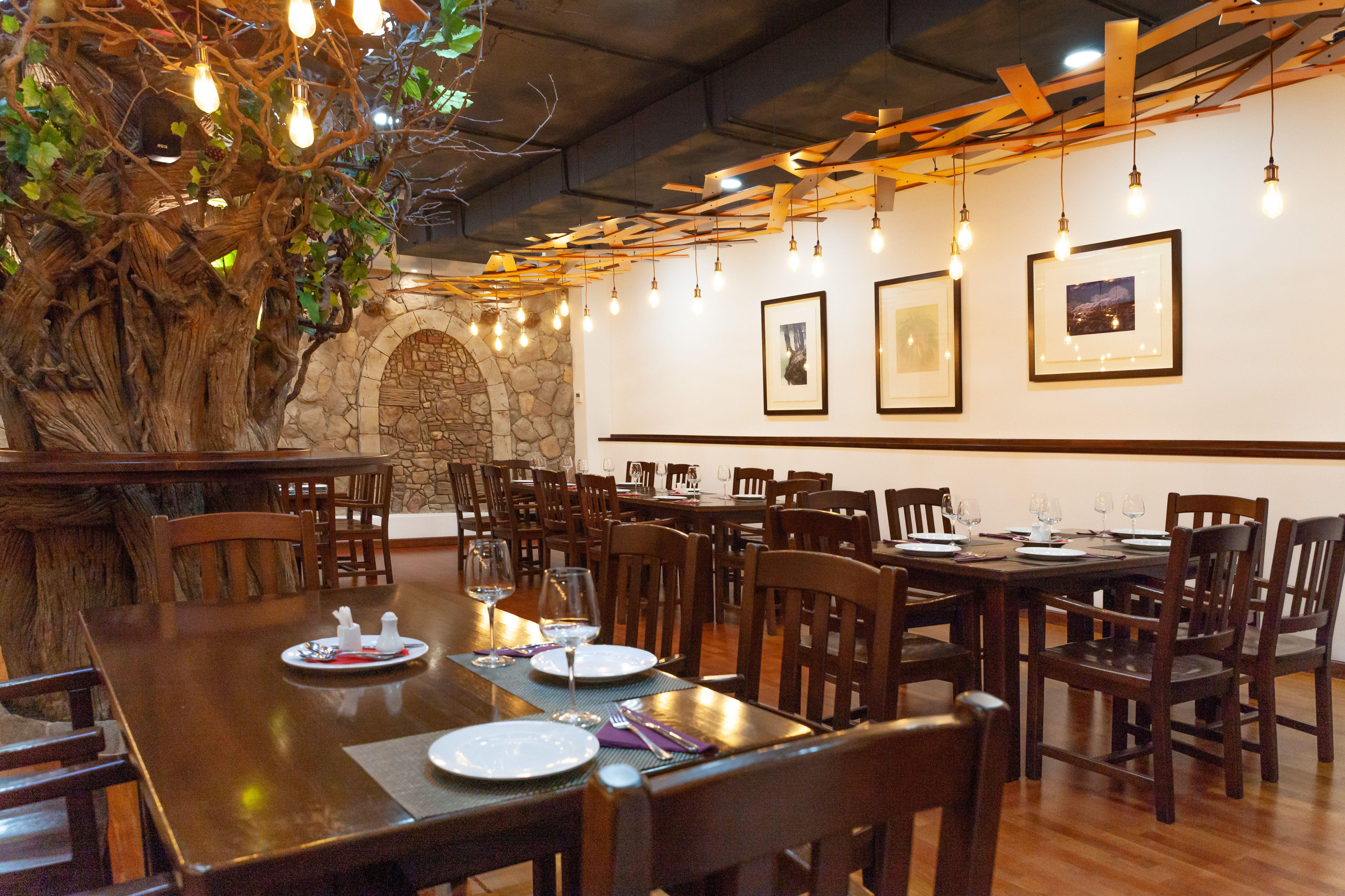 Foto 2 de Cocina canaria en La Orotava | Restaurante Bodegón Tapias