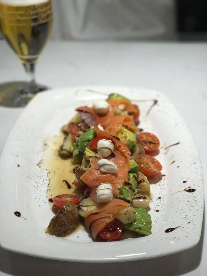 Ensaladas: Nuestra carta de Restaurante Bodegón Tapias