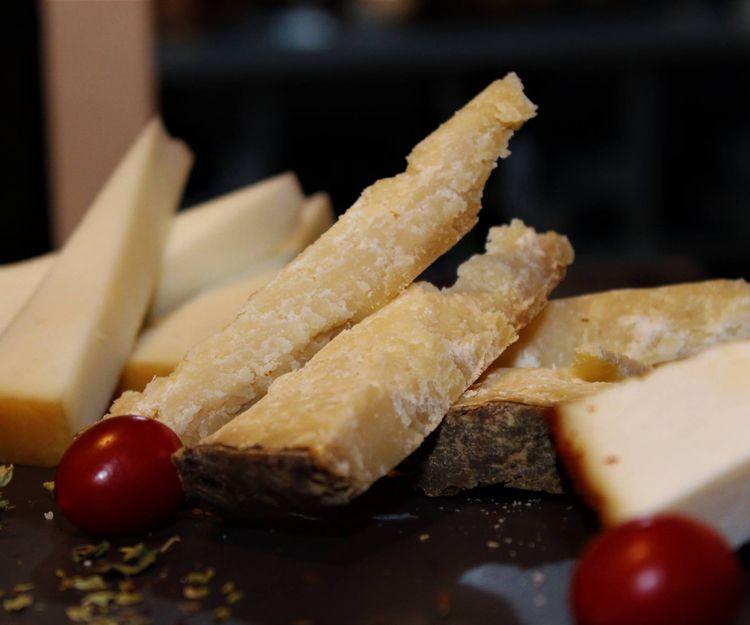 Raciones de quesos en Tenerife norte