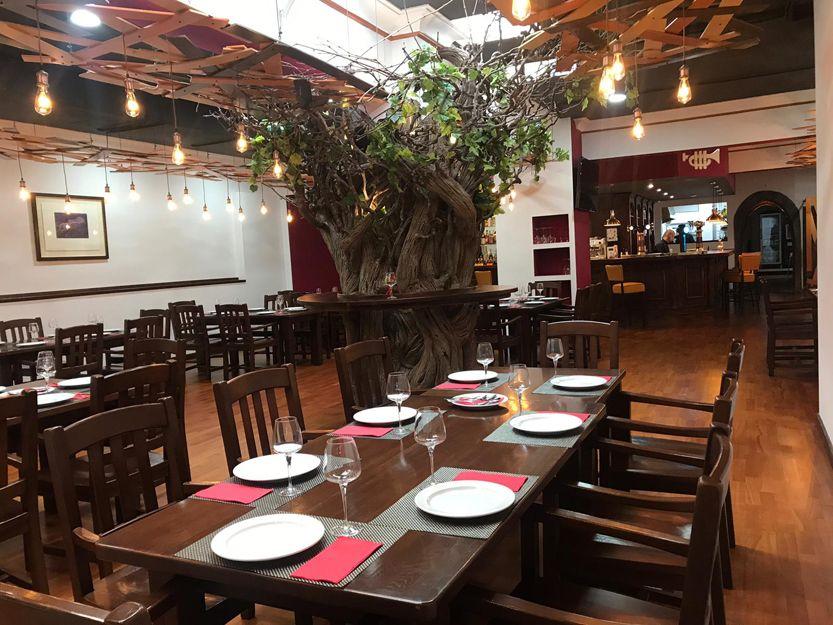 Restaurante para grupos en Tenerife Norte