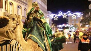 20.000 personas disfrutarán de la cabalgata de Reyes en La Orotava