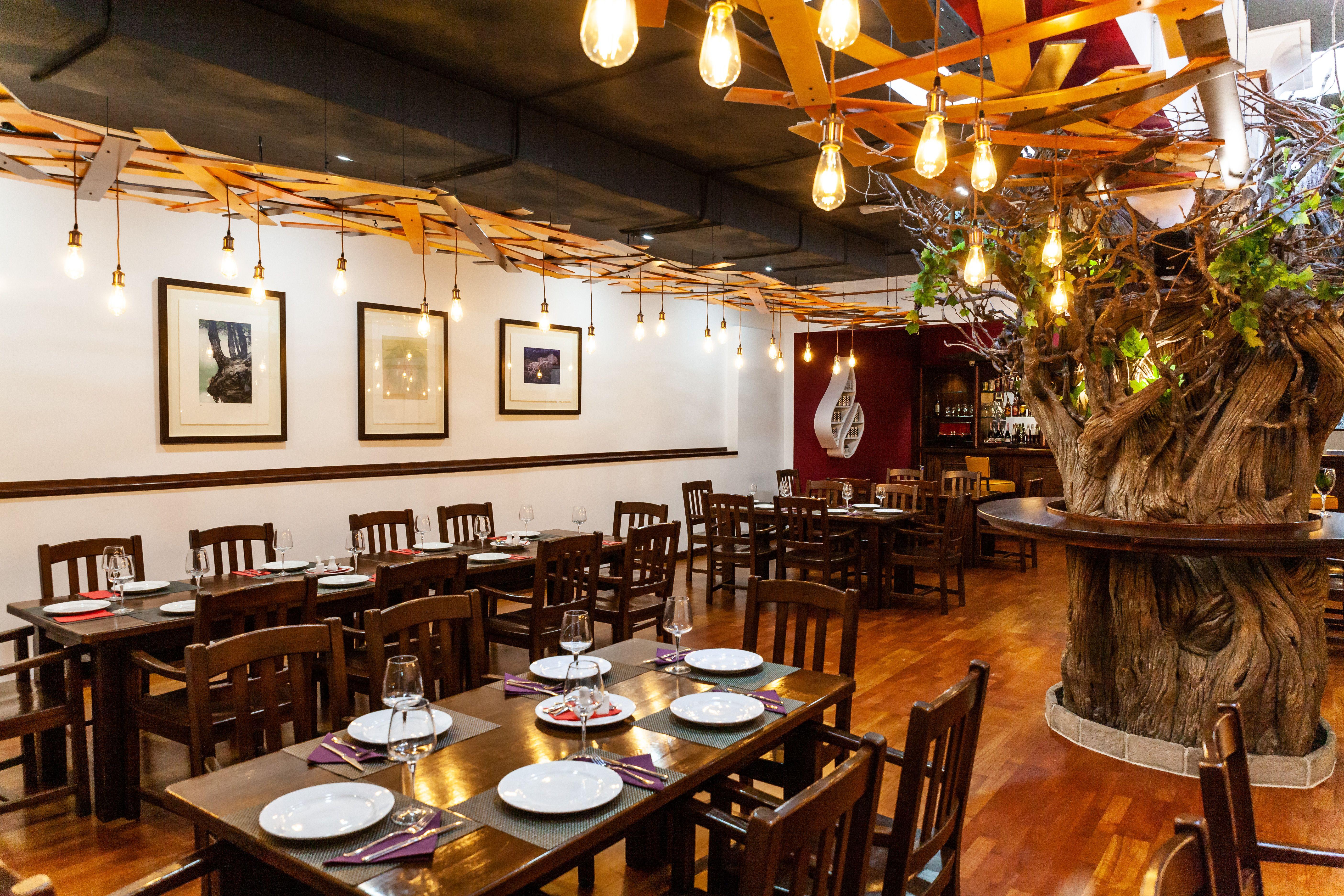 Foto 4 de Cocina canaria en La Orotava | Restaurante Bodegón Tapias