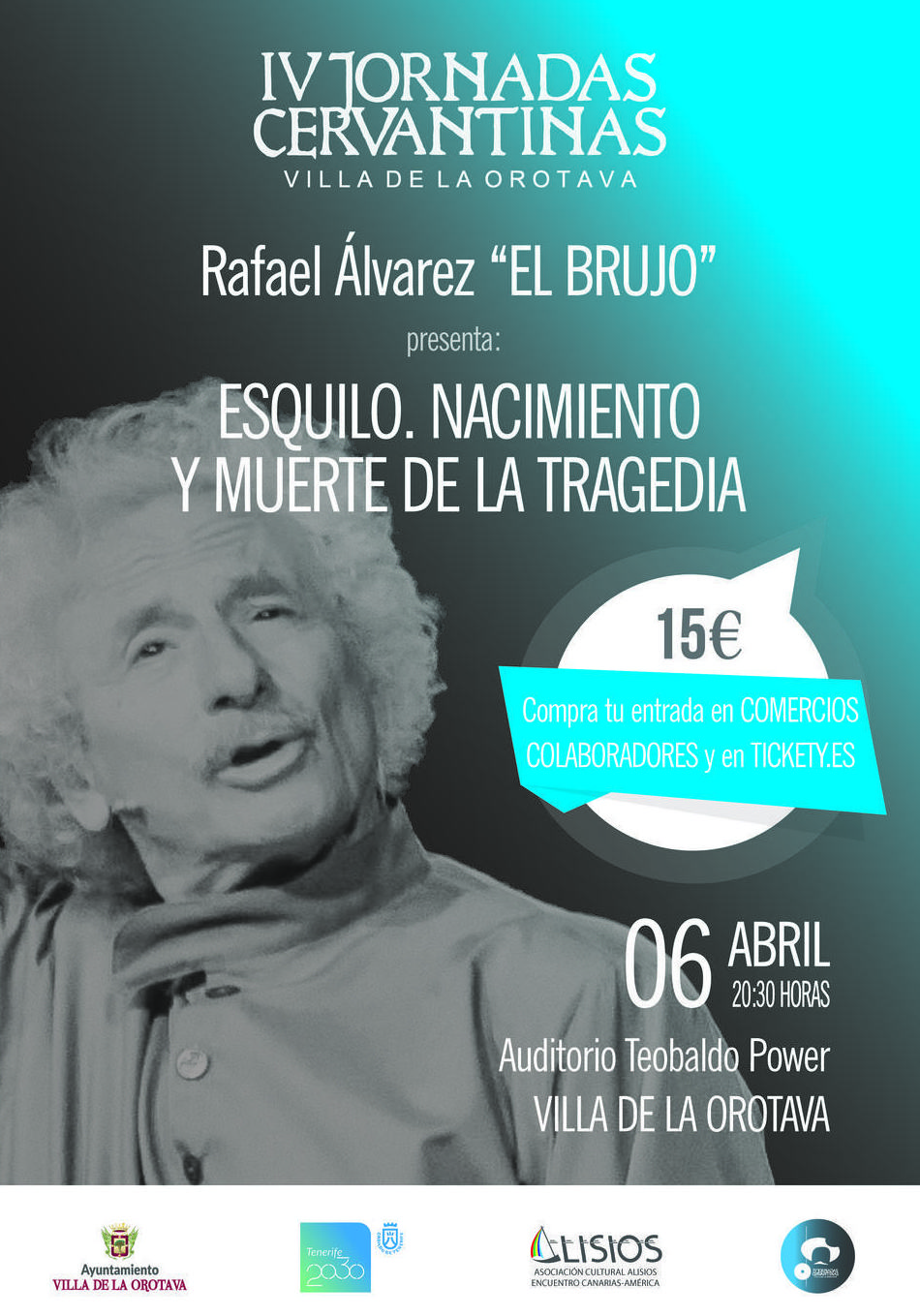 """ESQUILO"" DE RAFAEL ÁLVAREZ ""EL BRUJO"""