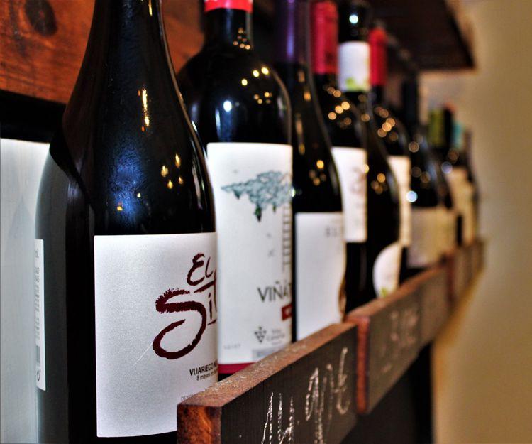 Restaurante con gran variedad de vinos en Tenerife norte