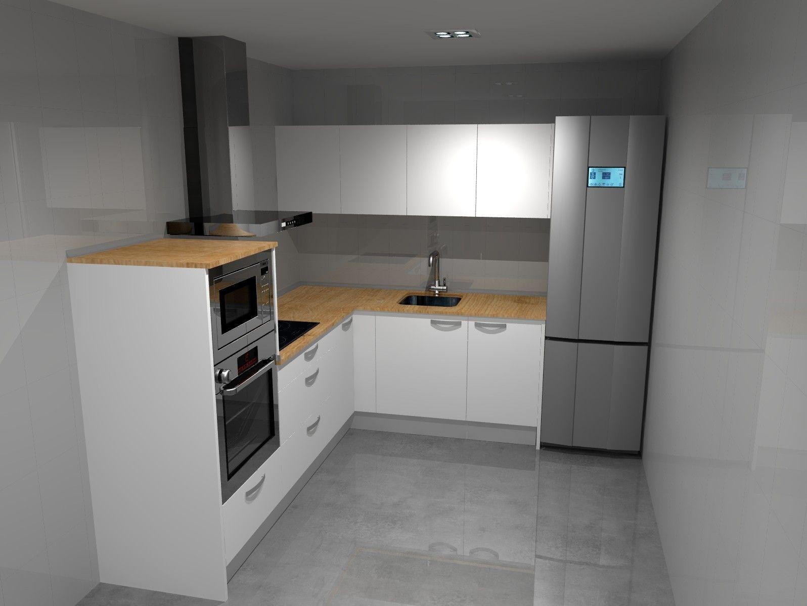 Foto 4 de Muebles de cocina en Media Legua | Muebles de ...