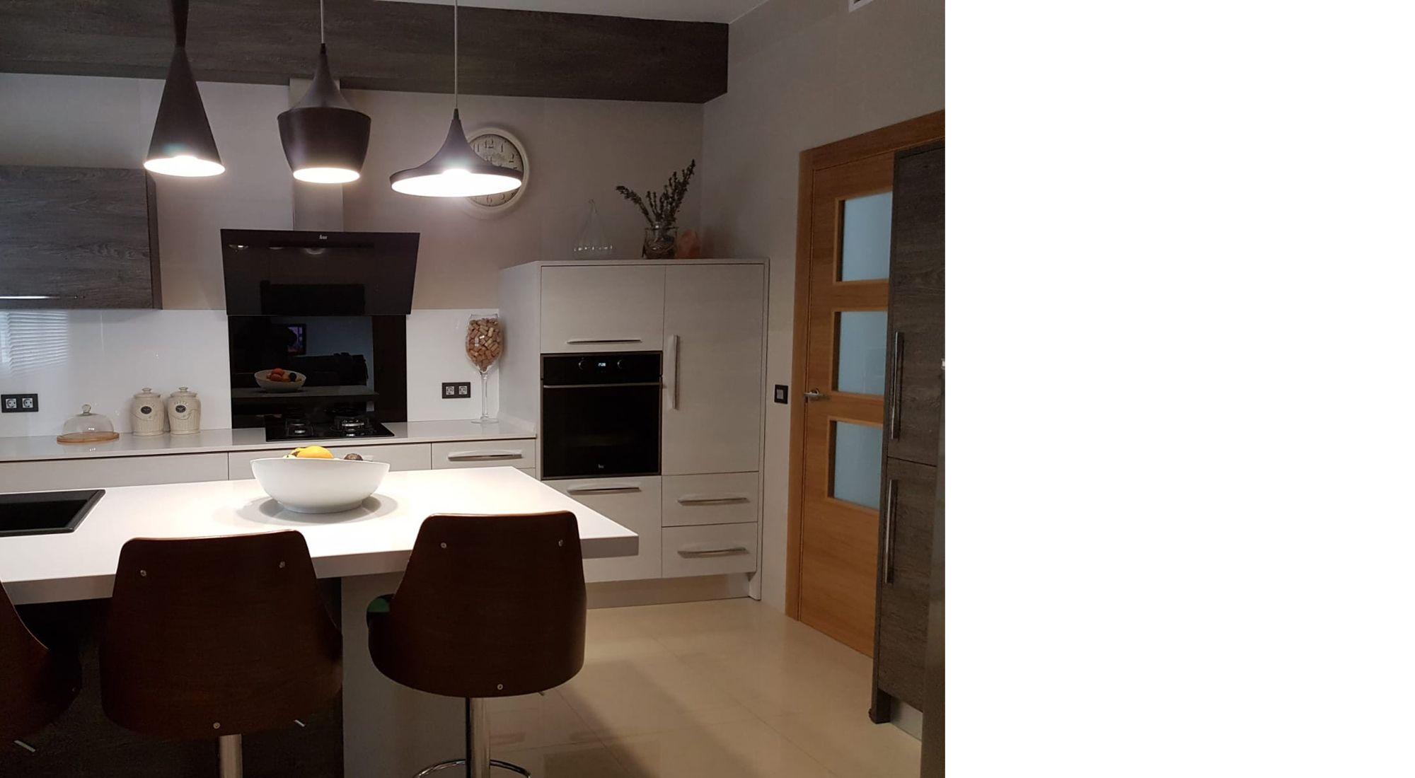 Fabricación de muebles a medida: Servicios de Muebles de Cocina Luis
