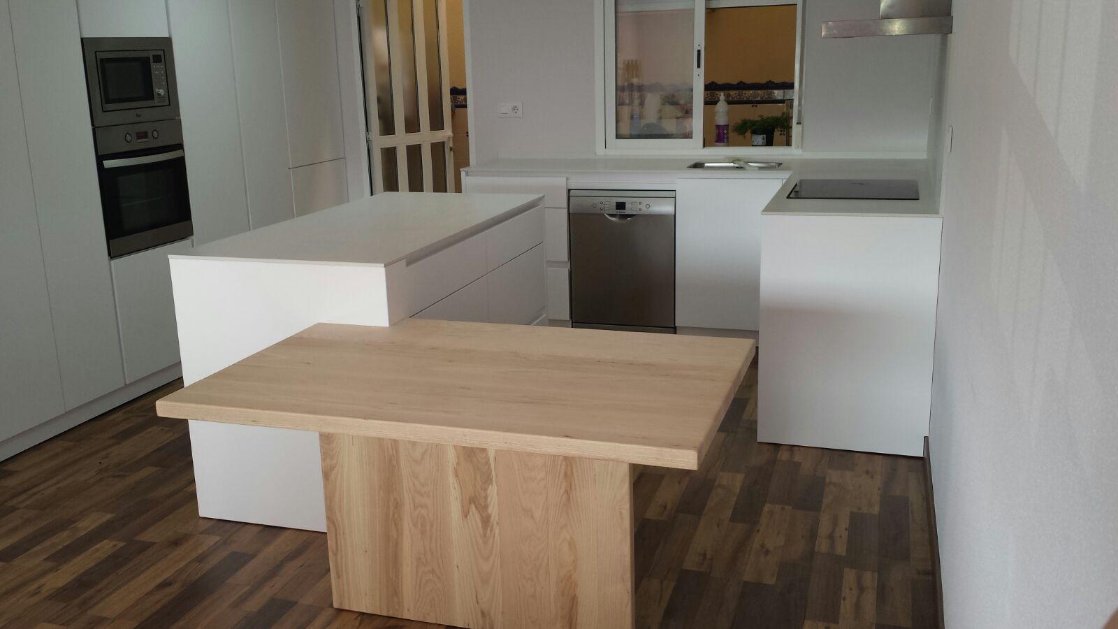 Foto 10 de Muebles de cocina en Media Legua | Muebles de Cocina Luis