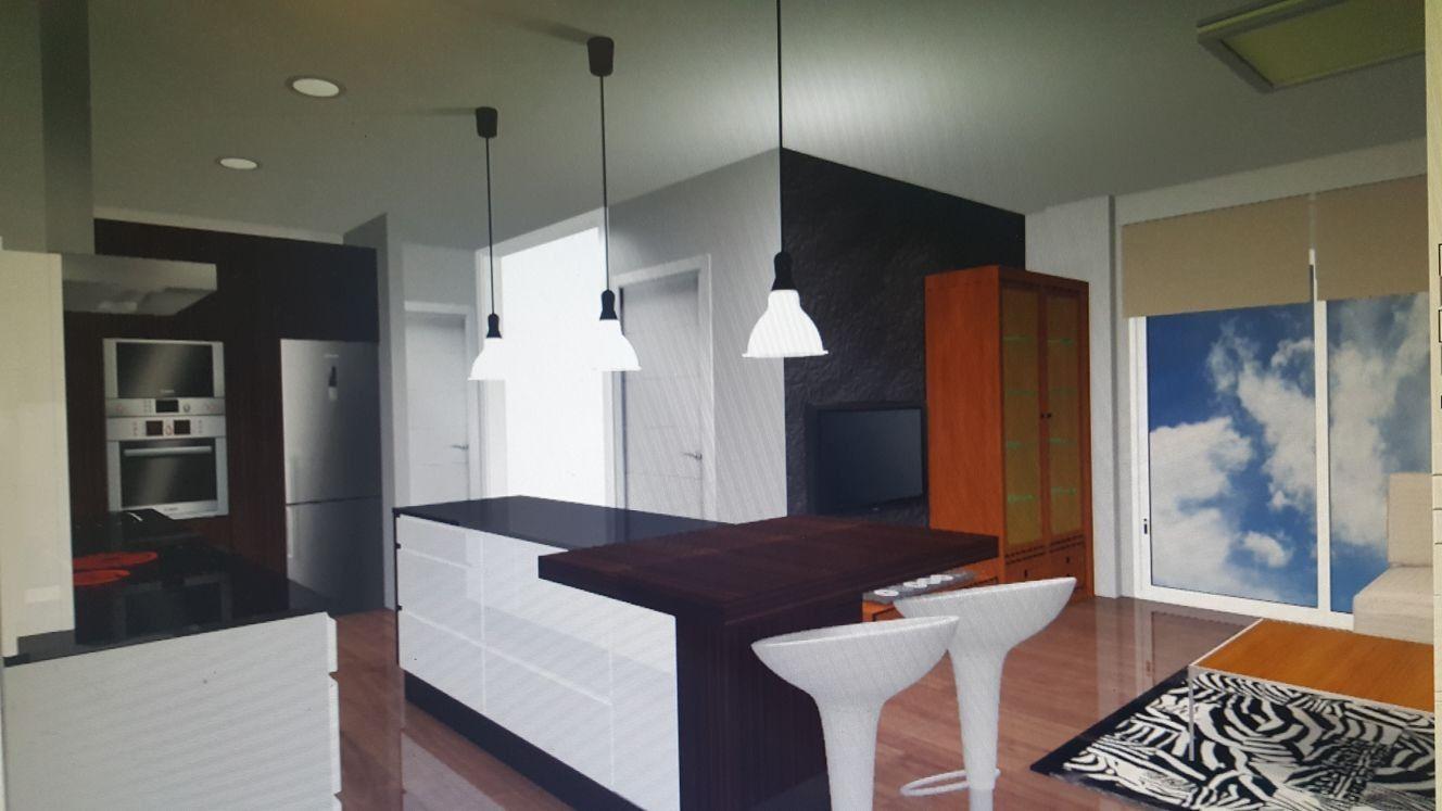 Instalación de muebles de cocina en Murcia