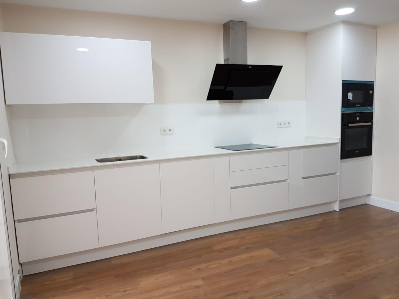 Muebles de cocina a medida en Murcia